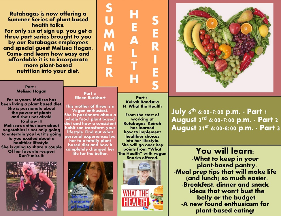 summer health series
